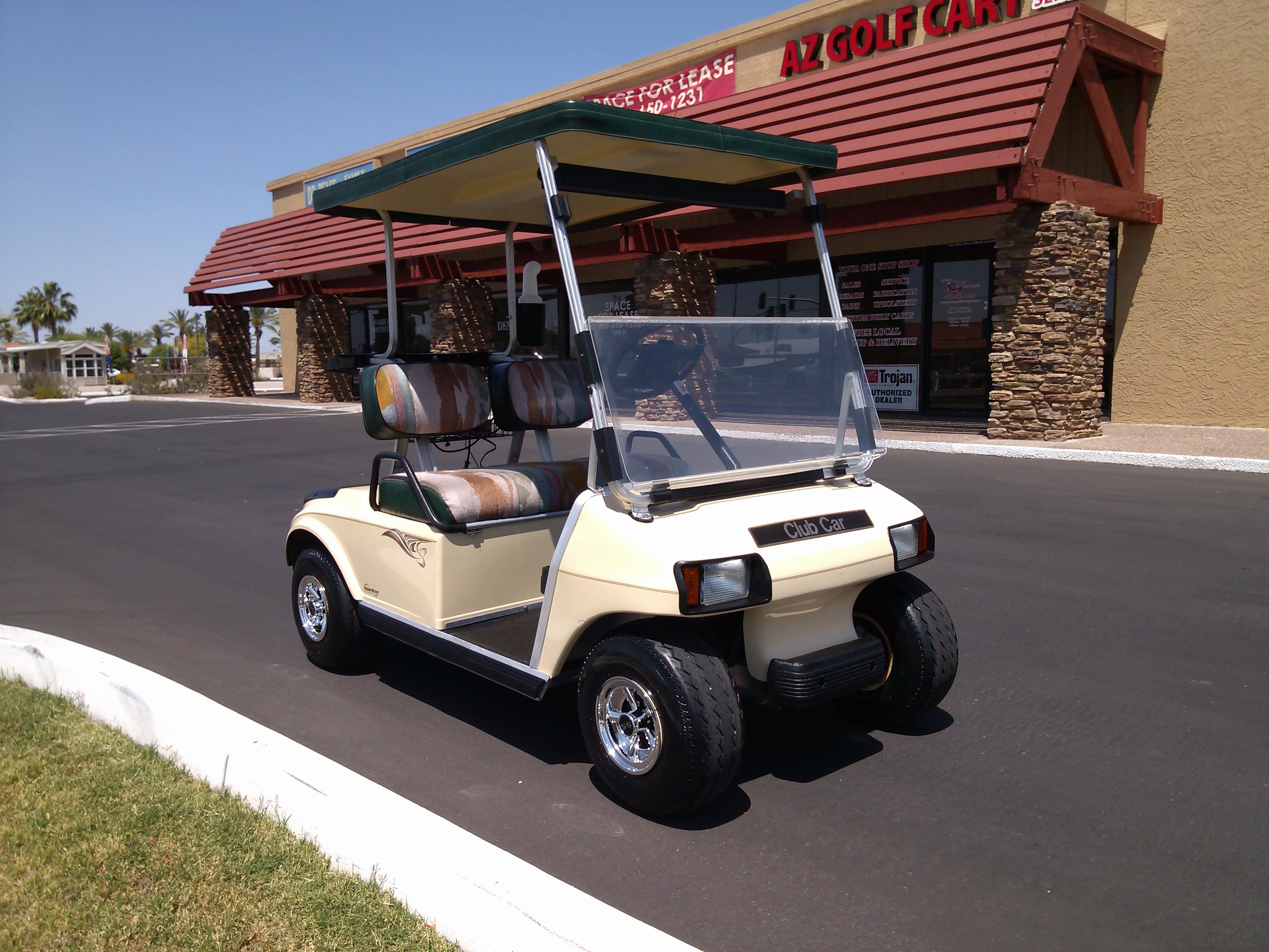 Carts for retirement communities - Golf Cart Sales