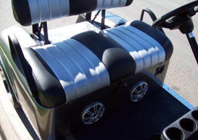 golf cart sound system