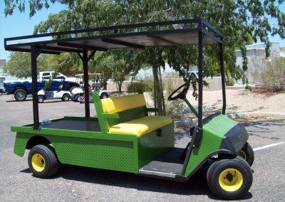 Apartment Maintenance Golf Cart