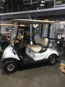 2015 Gas Yamaha Golf Cart
