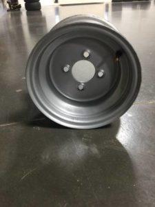 Used Steel Wheel