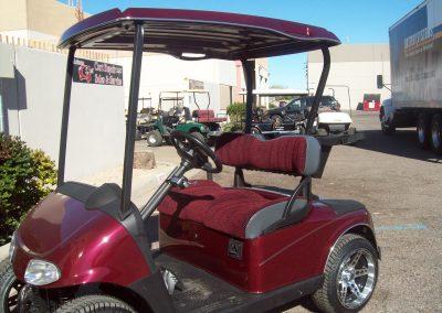 golf cart screen print